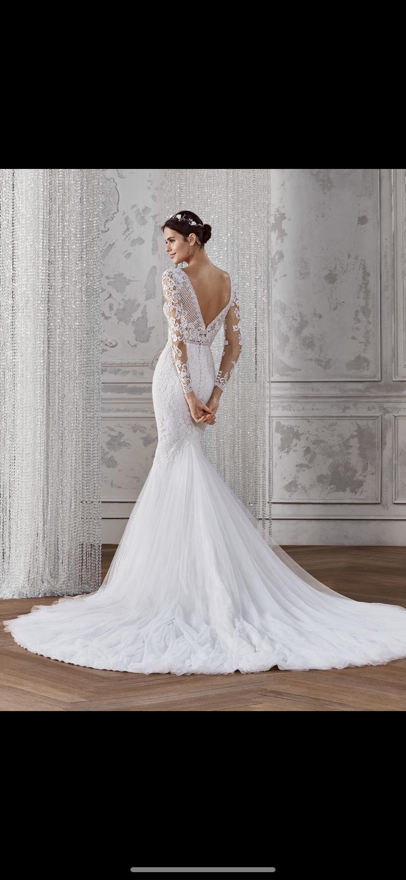 Wedding Dresses For Sale.Sale Brand New Pronovias San Patrick Kadie Wedding Dress