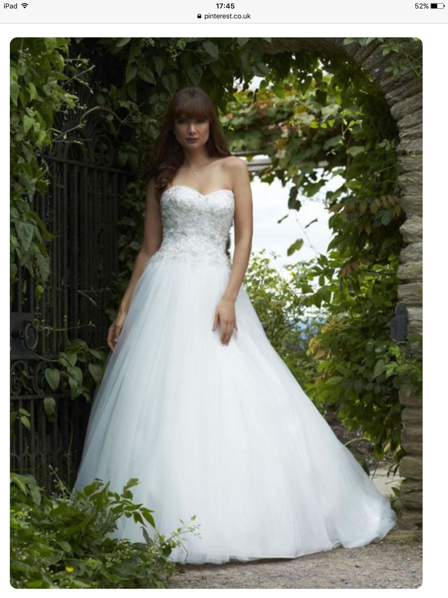 Romantica Of Devon Dolores Dress Size 10 Sell My Wedding Dress