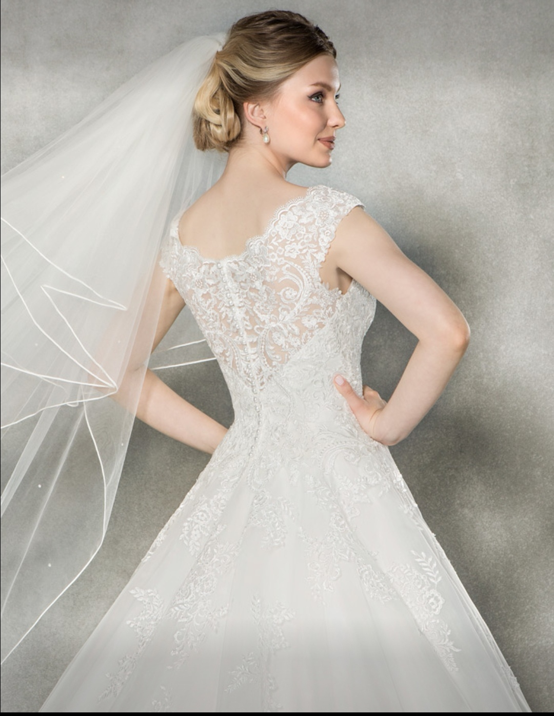 4972d70a218d WED2B Emilia Wedding Dress Size 18 | Sell my Wedding Dress | £549.00 ...